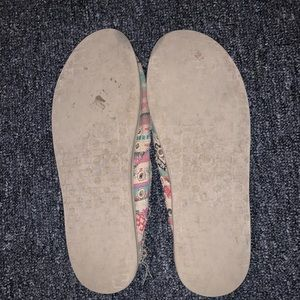 Sanuk Shoes - Sanuks size 8
